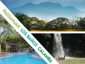 Pagsanjan, Calamba, Los Baños Travel Guide