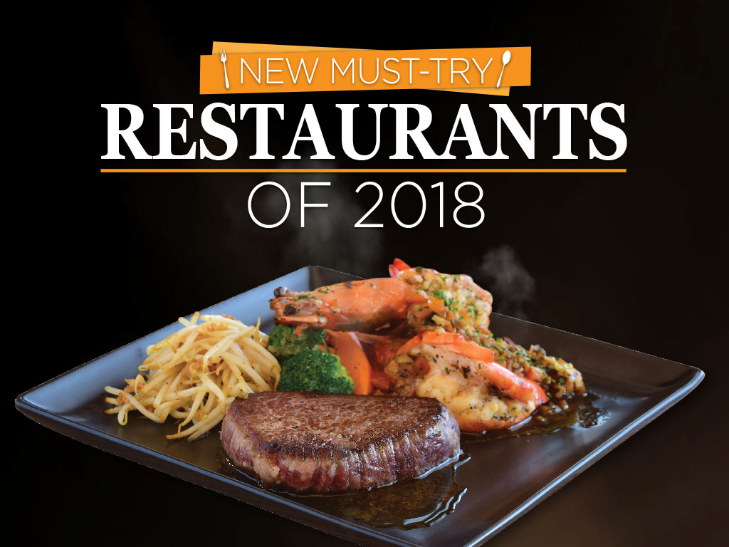 New Must-Try Restaurants of 2018