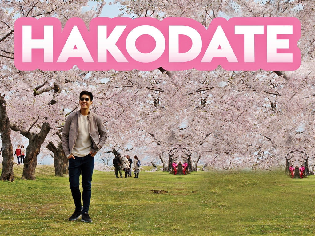 Hakodate: A Blooming Port City of Hokkaido, Japan