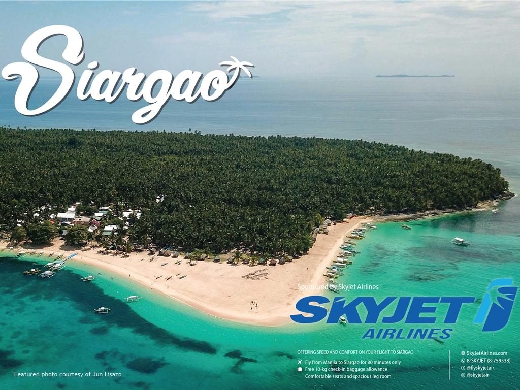 Siargao: Dream Island Getaway