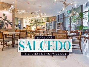 Salcedo Village: Makati's Charming Village