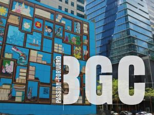 Passion-Forward: Bonifacio Global City