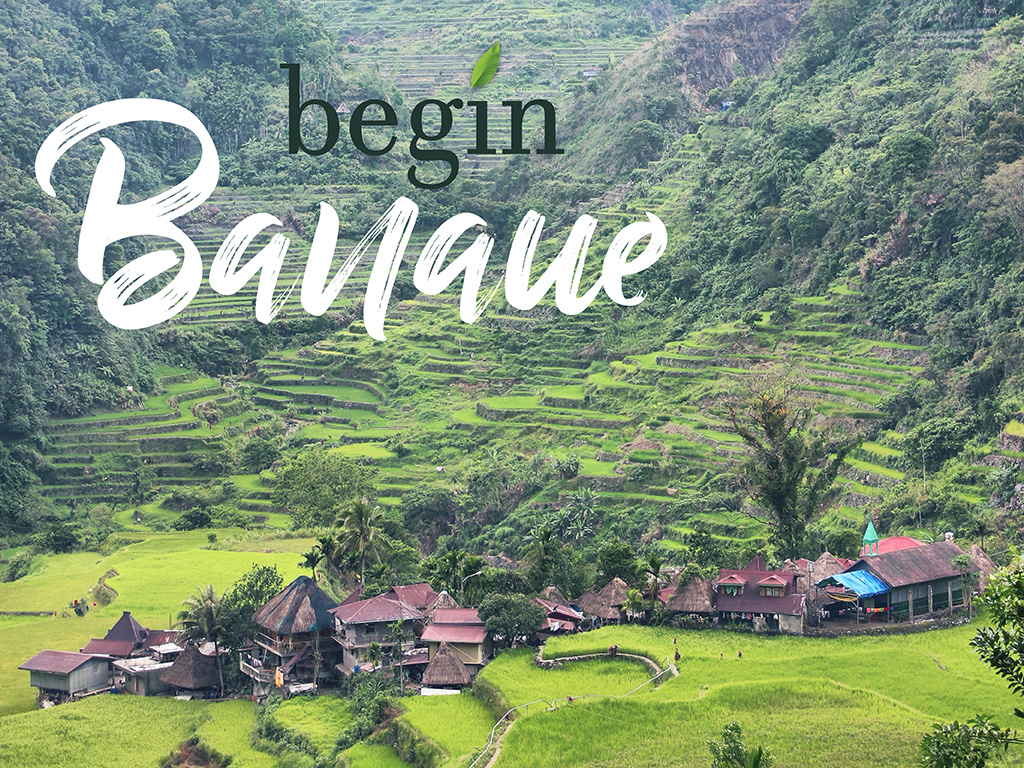 Begin Banaue: Rice Terraces and Beyond