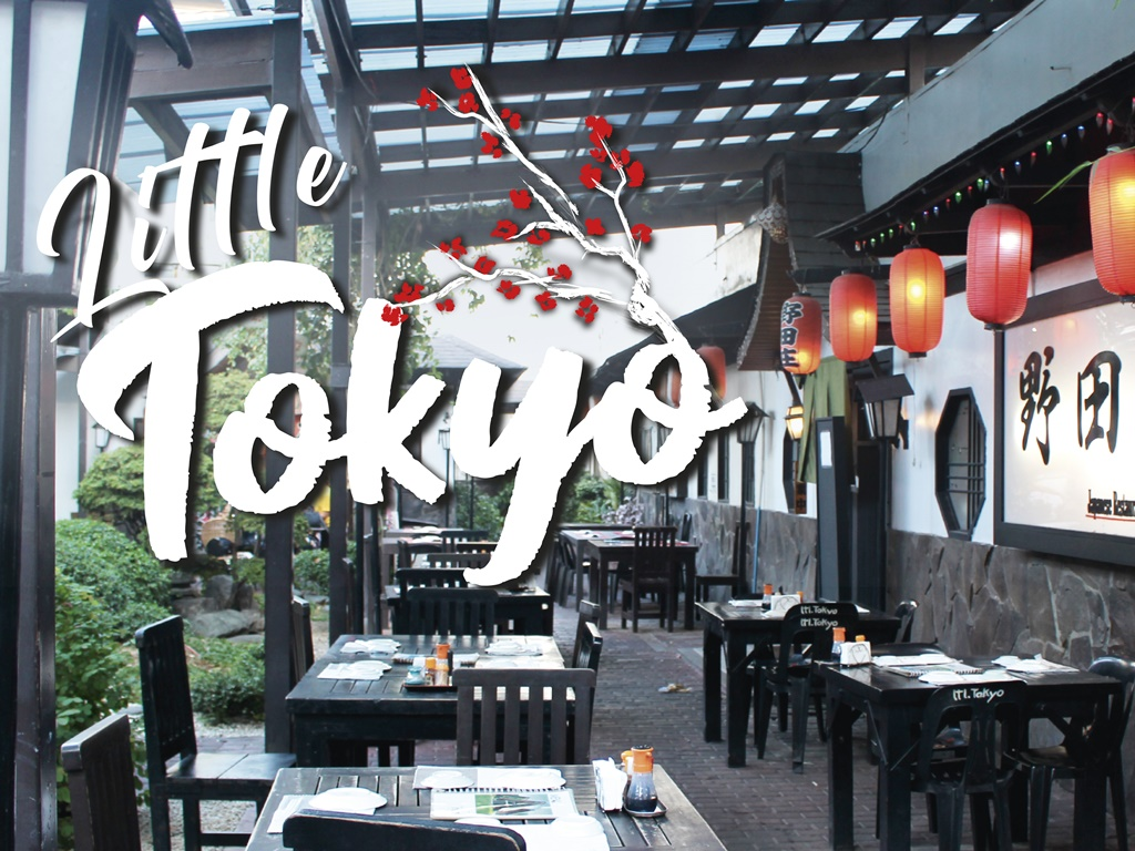 Little Tokyo in Makati: Dining In and Around