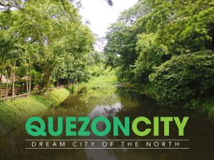 Quezon City: Dream City of the North