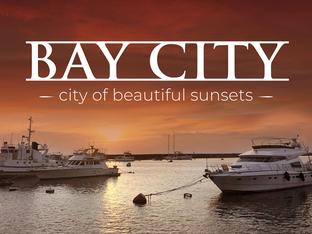 Bay City: The City of Beautiful of Sunsets