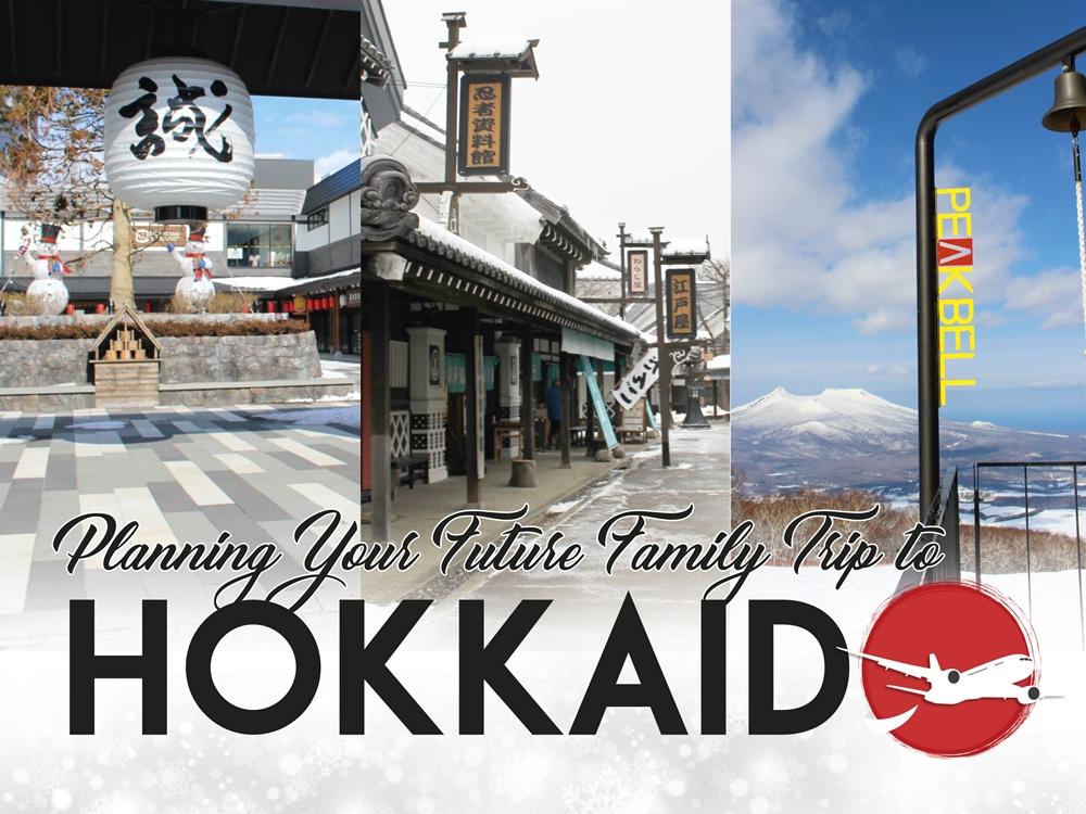 Planning Your Future Family Trip to Hokkaido, Japan