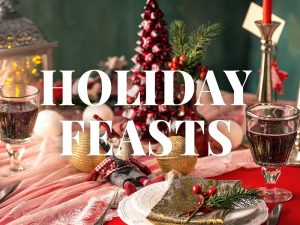 Holiday Feasts: Celebrating Christmas in New Normal