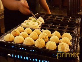 Home of delicious takoyaki: Hana in Little Tokyo