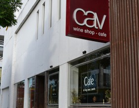 CAV Wine Shop, Taguig (CLOSED)