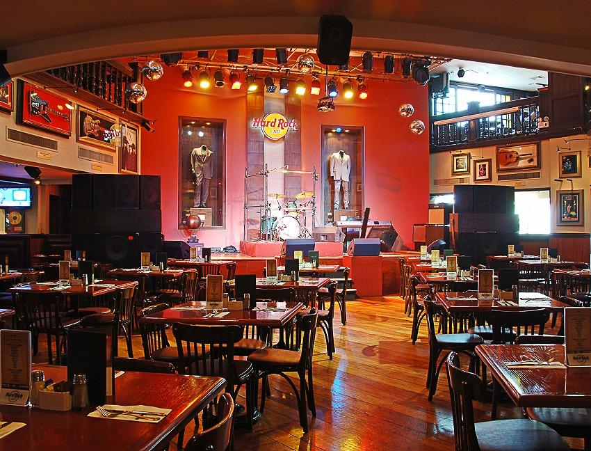 Hard Rock Cafe Makati Philippine Primer