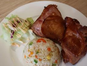 BBQ Chicken, Makati