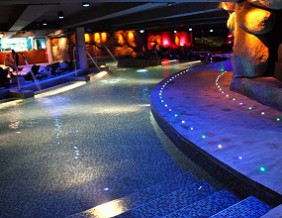 Liquid Pool & Lounge at Manila