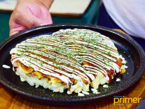 Kagura in Little Tokyo: Where to Get Best-Tasting Okonomiyaki