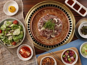 Sariwon Korean Restaurant in BGC