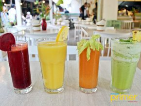 Lemoni Café and Restaurant in Boracay: A Zesty Haven for Health Buffs