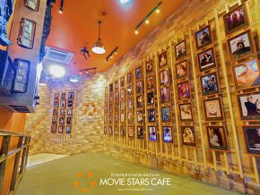 Movie Stars Café in Quezon City: From Reel to Real