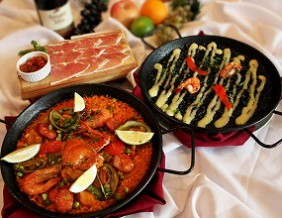Alba's in Alabang: Transporting you back to traditional Spanish cuisine