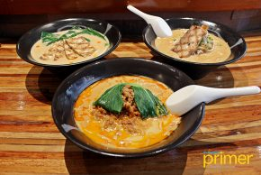 Mendokoro Ramenba in Makati Brings Unconventional Ramen Experience to Diners