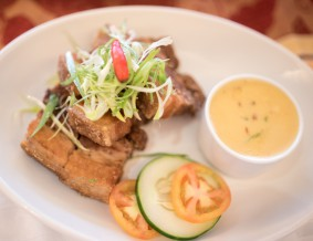 Dekada Historic Filipino Cuisine