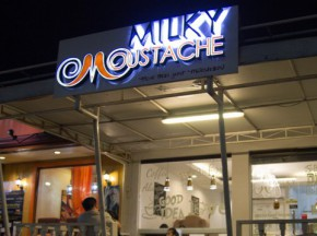 Milky Moustache