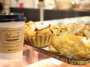 Yamato Bakery Café in Pasig: Freshly-Baked Japanese Pastries on the Go