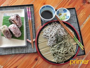 Zaan Japanese Tea House in QC: A Japanese Home Cooking Bistro