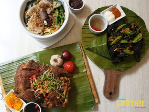 Bistro Pamana in Makati Offers Timeless Dishes and Old-Fashioned Filipino Dining Experience