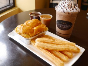 Cioccolata Churros Café