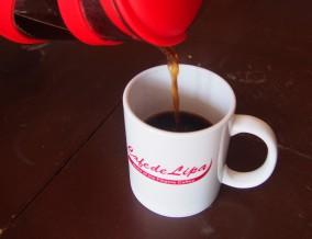 Café De Lipa: Best Kapeng Barako in Town