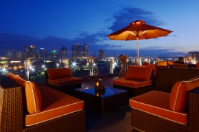 9 Spoons and Sky Deck View Bar in Bayleaf Intramuros