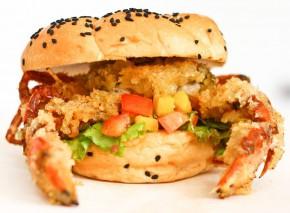 Crunchy Crab