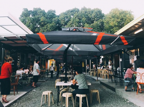 Box Park, the Newest Food Park in Town Opens
