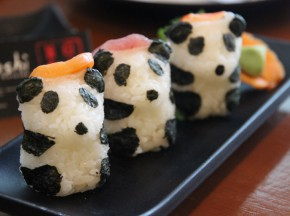 Takashi Japanese Restaurant: Home of the Panda Sushi