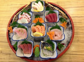 Haru Sushi Bar and Restaurant, an Idyllic Japanese Cuisine Experience