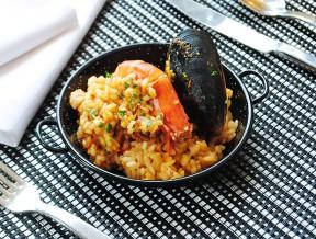 Cucina in Marco Polo Ortigas