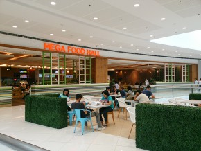 Mega Food Hall