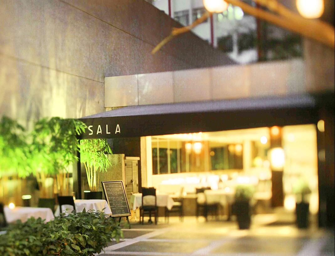 SALA Restaurant, Home of Modern, Classic European Cuisine since 1997