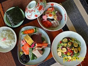 Chaya in Baguio City: Enjoy Japanese Specialties in a Country Home