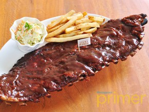 Discover fall-off-the-bone ribs at Morganfield's