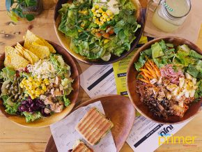 Juju Eats in Salcedo Village, Makati: A Do-It-Yourself Salad Place