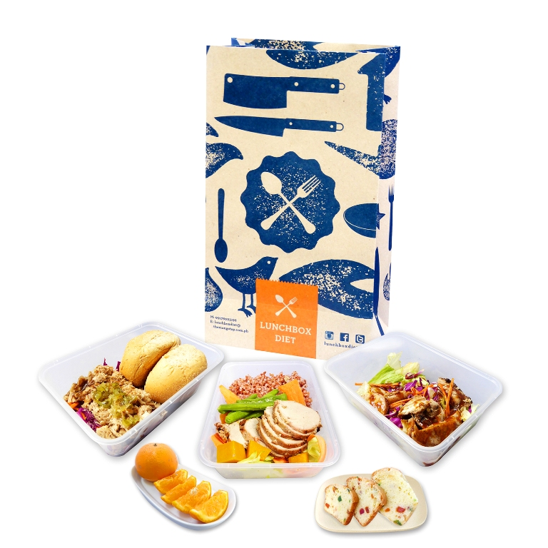 full meal Lunchbox Diet - web