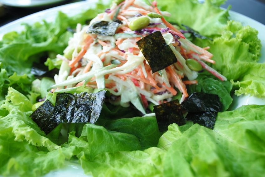 JAPANESE KANI SALAD