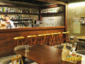 The Curator in Makati: Coffee and Cocktails
