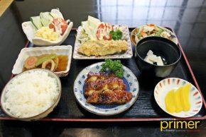 Hatsu Hana Tei in Makati Embodies Spring Season with Fresh Japanese Meals