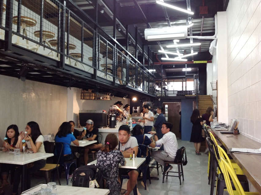 TLB HQ Dining Area PHOTO 3