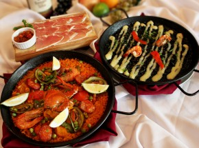 Alba Restaurante Español: Home of Traditional Spanish Cookin in Manila since 1952!