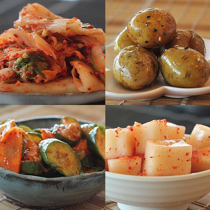 korean appetizer