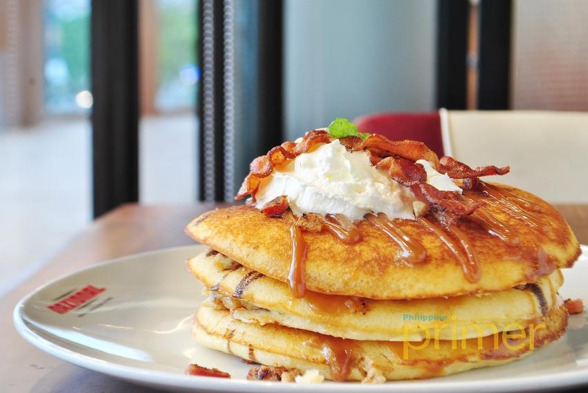 buenos dias pancake