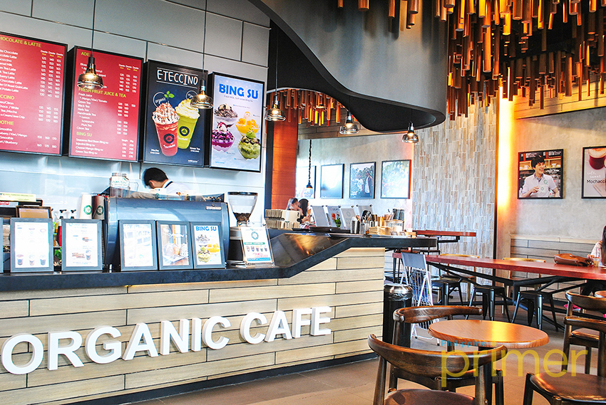 Deete Organic Café: Your Korean organic coffee fix   Philippine Primer